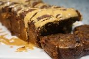 Chocolate Peanut Butter Banana Bread 5