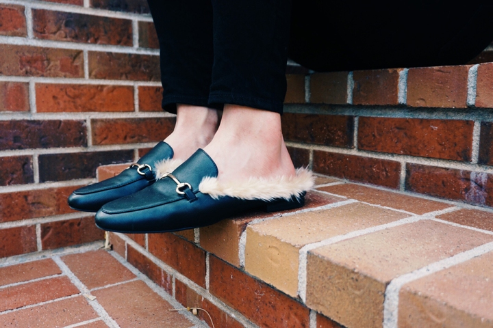 Furry Flats fromTarget