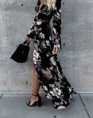 Vici Floral Dress 3