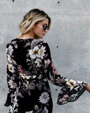 Vici Floral Dress
